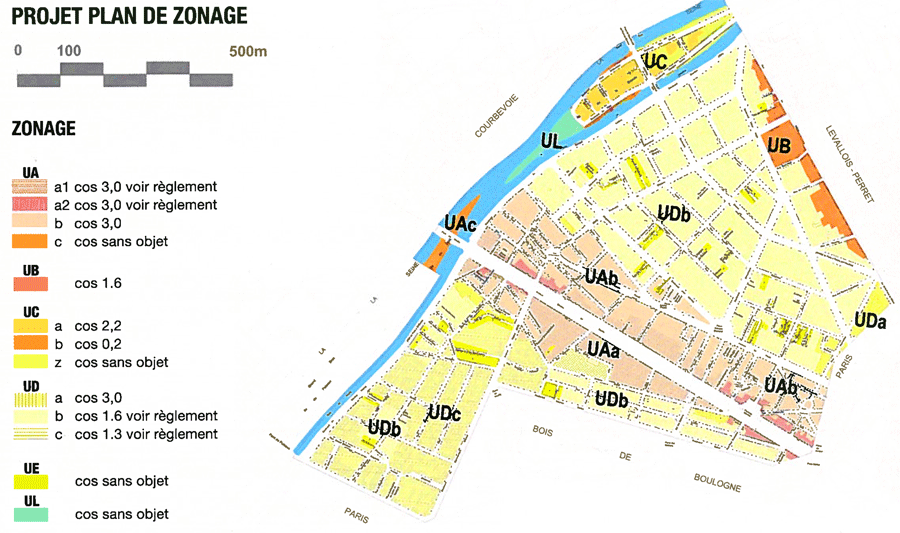 Surelevation A Neuilly Consequences Du Nouveau Plu Slt Surelevation